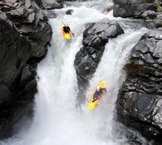 Check Out Team Pyranha's California Royal Gorge Post 1