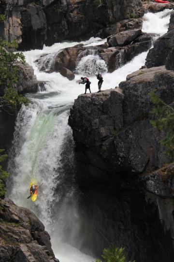 Check Out Team Pyranha's California Royal Gorge Post 2