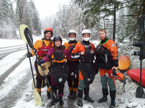Whitewater Kayaking Gear: What to Buy - Drysuits and Paddles 2