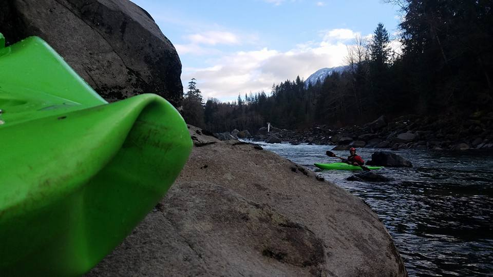 Where NOT to Be In Boulder Drop at Around 1800 cfs 3