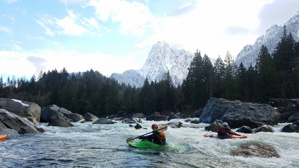 Where NOT to Be In Boulder Drop at Around 1800 cfs 2