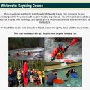 Whitewater Kayaking Classes Around Seattle in 2016